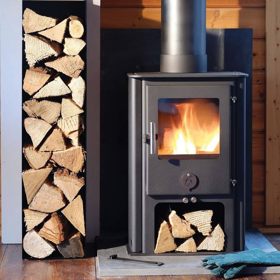 Fireplaces, Stoves and Chimneys